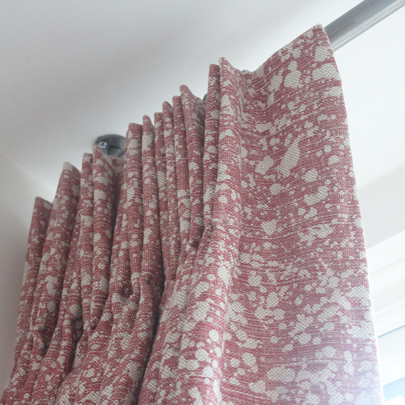 Fermoie Plash Curtains, Taylor and Paix Interiors