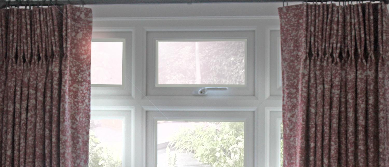 Fermoie Plash Curtains, Taylor and Paix Interiors