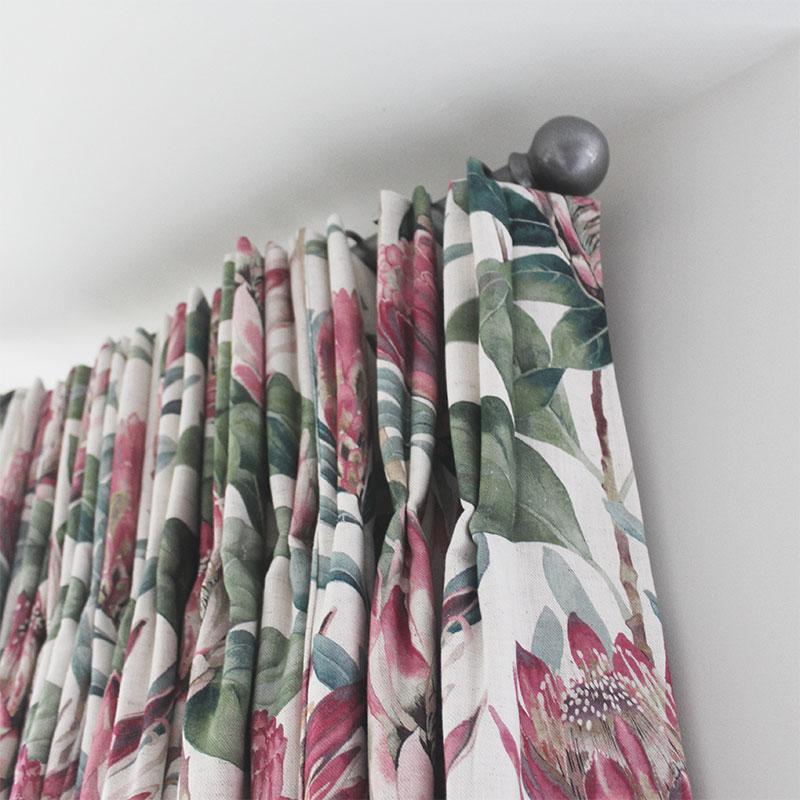 King Protea Curtains, Sevenoaks