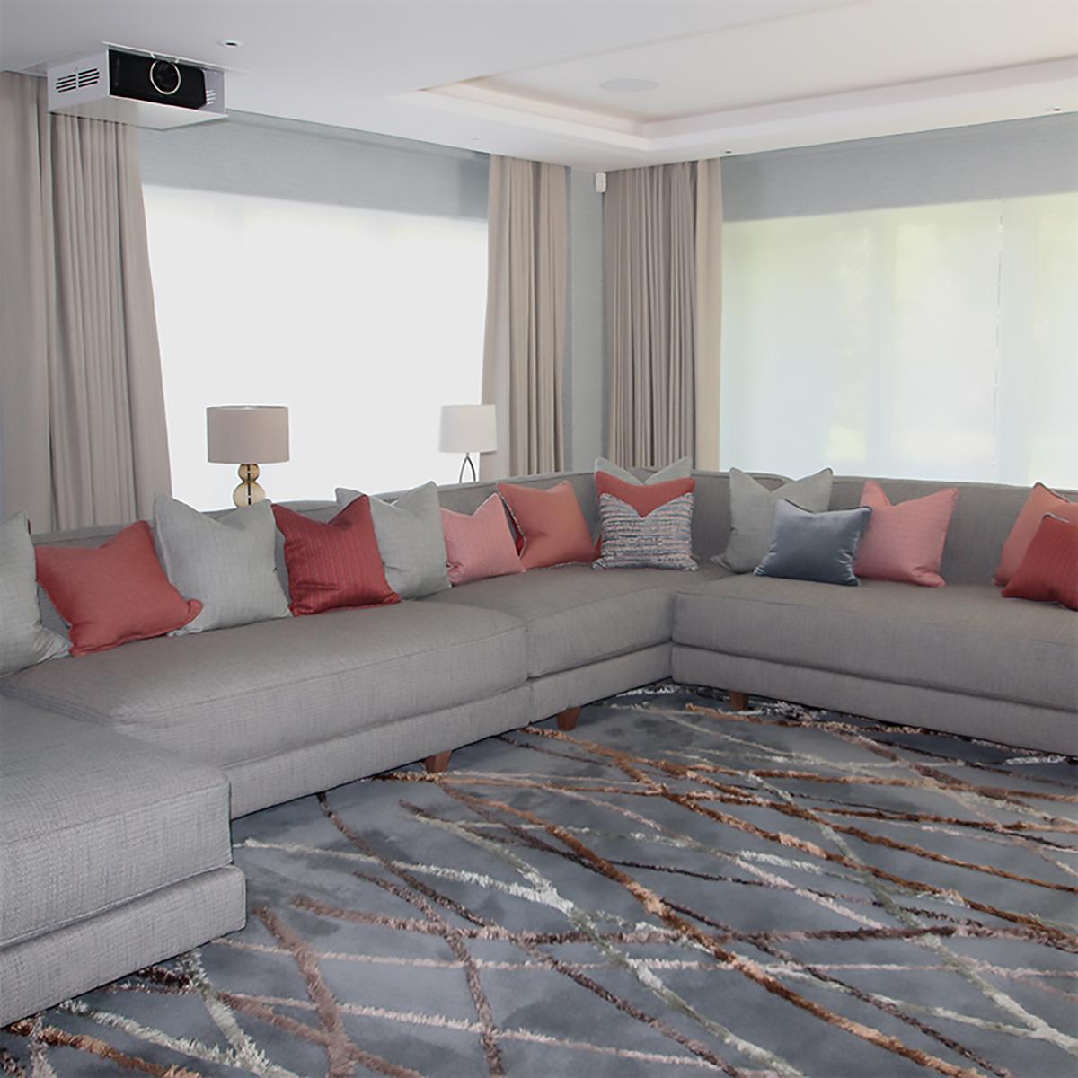 Jab Linen Curtains