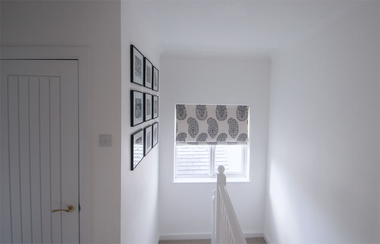 Titley and Marr Roman Blind