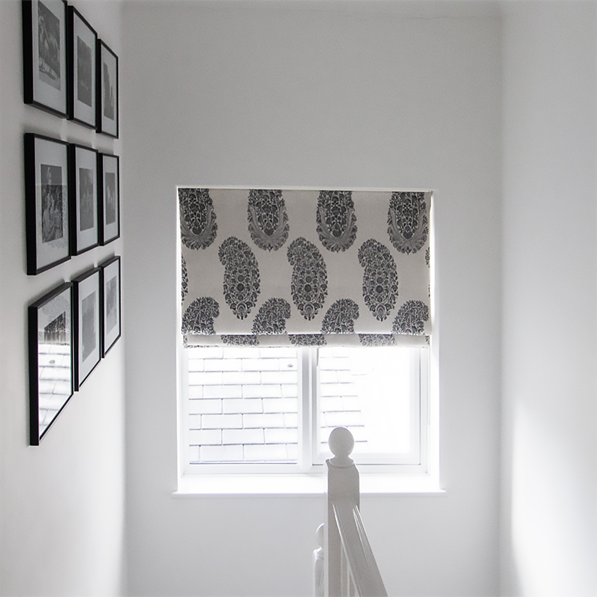 Titley and Marr Roman Blinds