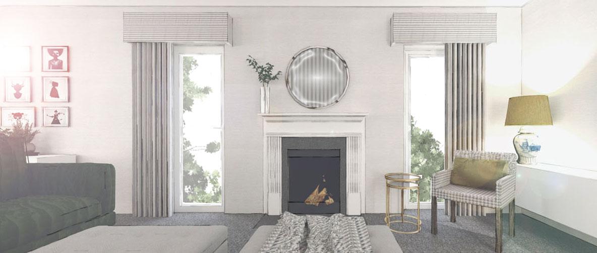 Interior Design Sitting Room