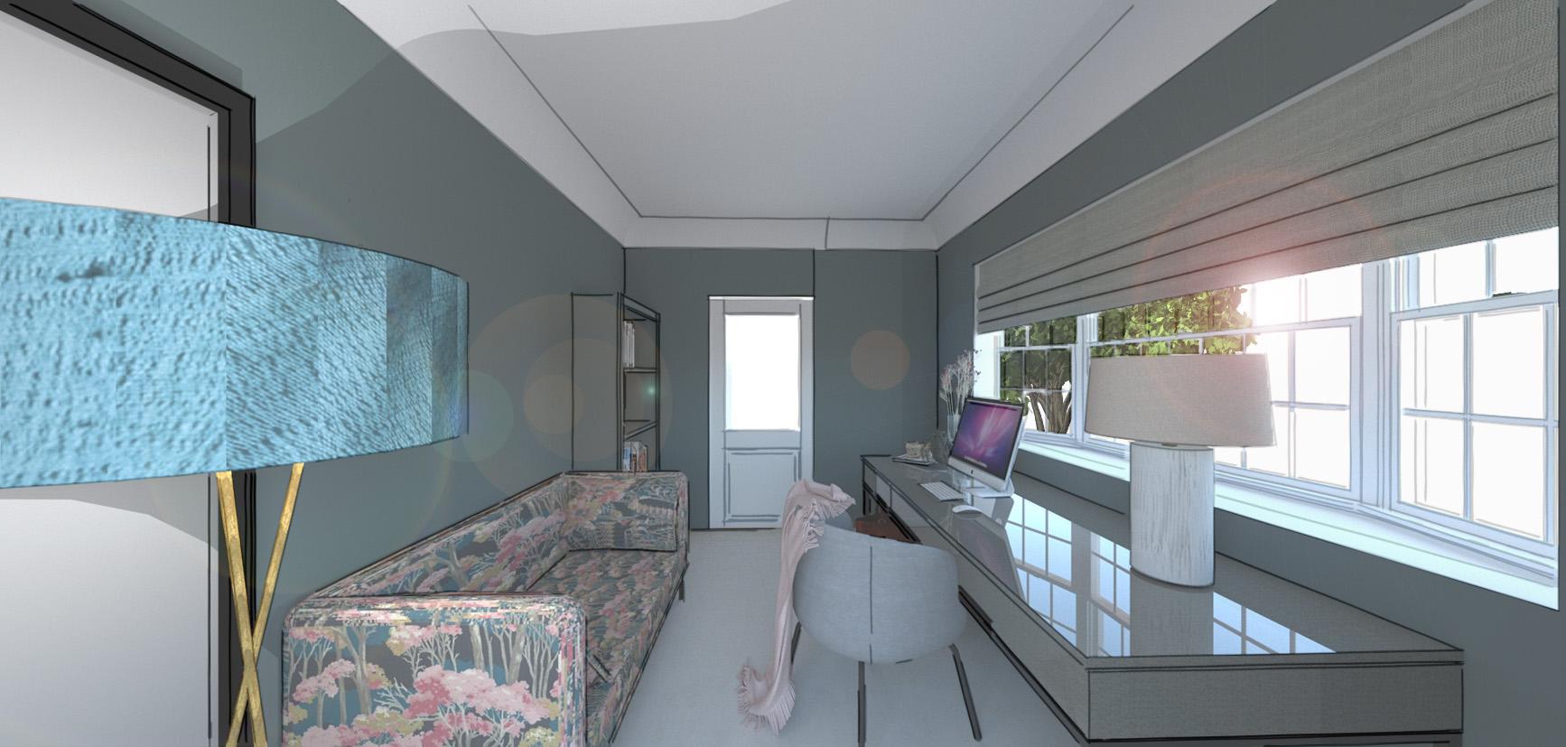 Interior Design Visuals Sevenoaks